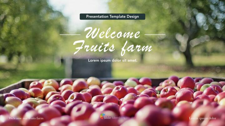 Fruits Farm Keynote mac_01