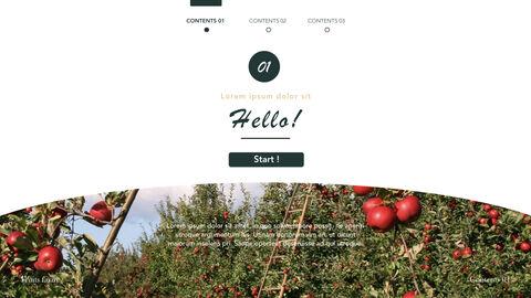 Fruits Farm Keynote mac_03