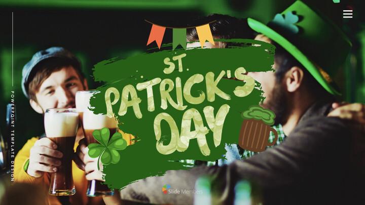 St. Patrick\'s Day Keynote Presentation Template_01