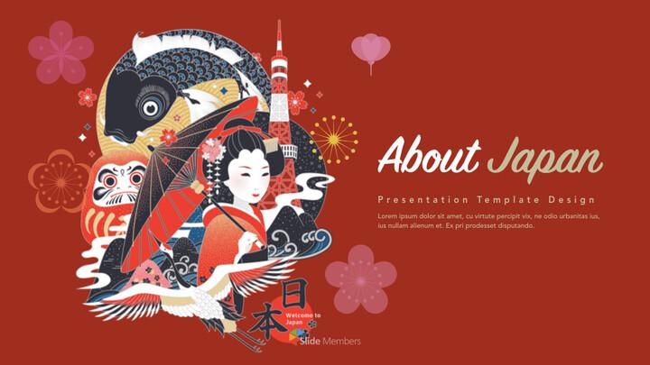 About Japan Keynote Presentation Template_01