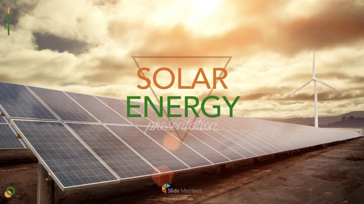 태양 에너지 PPT 키노트_01