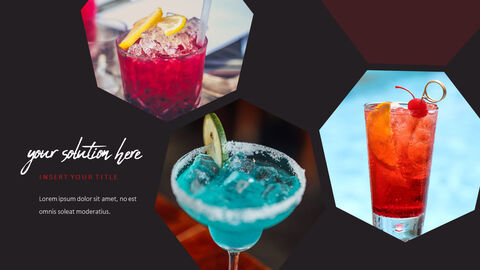 Cocktail Best PPT Templates_05