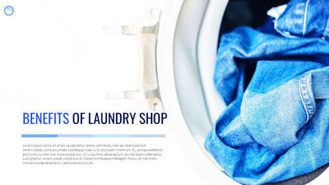 Laundry Shop PPT Background_04