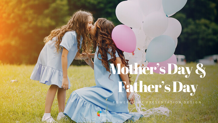 Mothers Day & Fathers Day Startup PPT Templates_01
