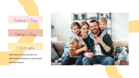 Mothers Day & Fathers Day Startup PPT Templates_05