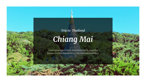 Trip to Thailand Google Slides Templates for Your Next Presentation_04