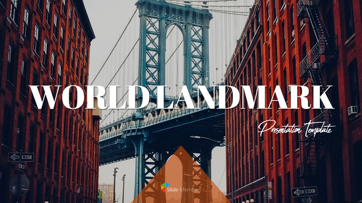 World Landmark Theme PT Templates_01