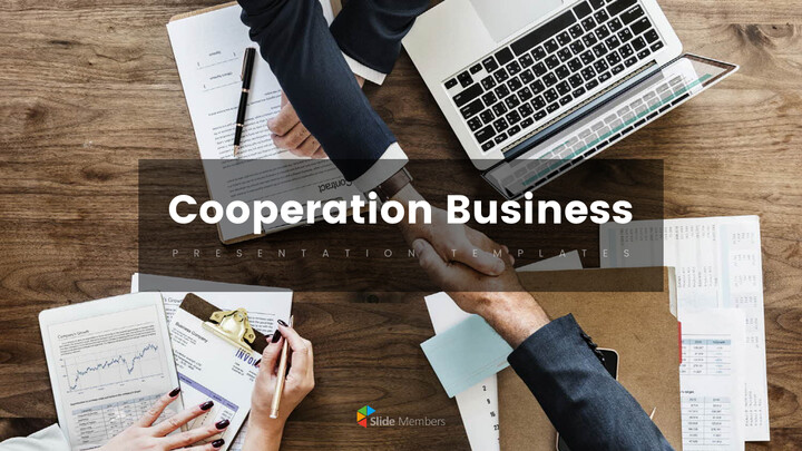 Cooperation Business PowerPoint_01