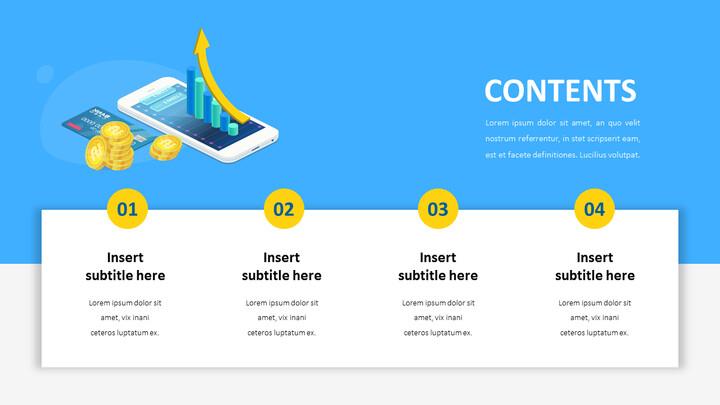 Finance Presentation PowerPoint Templates Design_02
