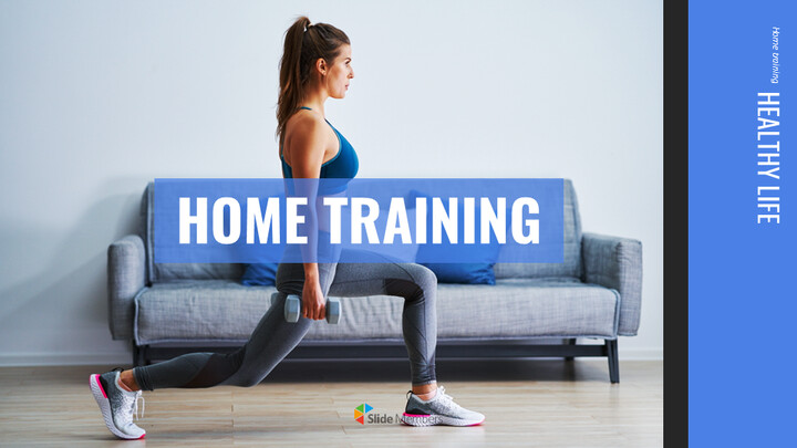 Home Training Google Presentation Templates_01