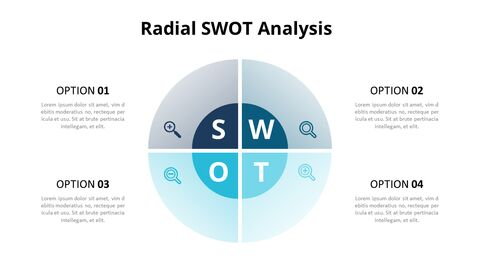 Circle SWOT 분석 다이어그램_04