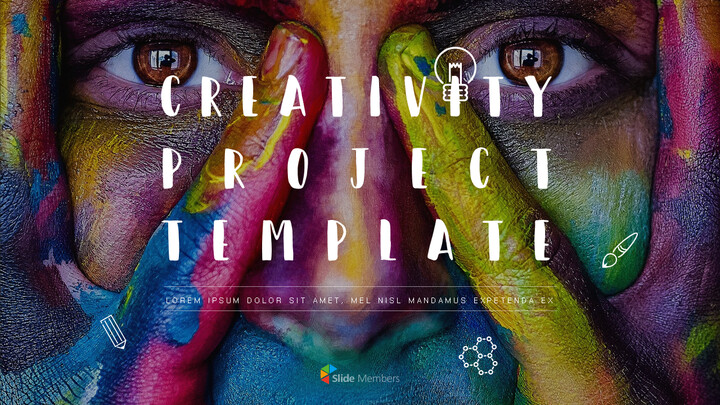 Creativity Project PowerPoint Templates Design_01