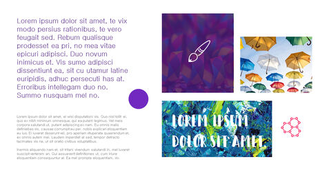 창의성 프로젝트 PowerPoint 템플릿 디자인_28