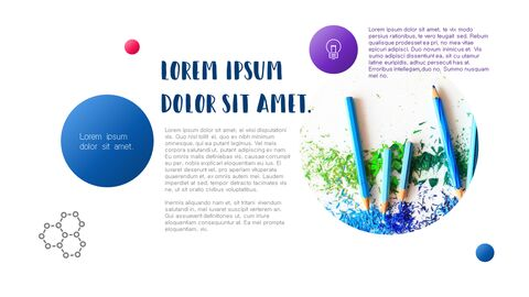 창의성 프로젝트 PowerPoint 템플릿 디자인_33