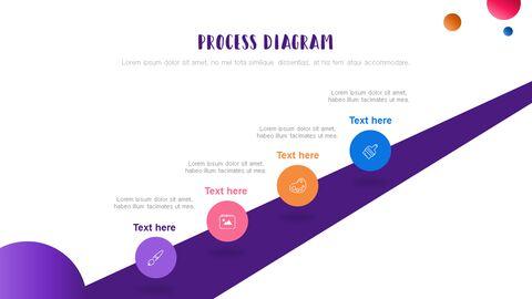 창의성 프로젝트 PowerPoint 템플릿 디자인_36