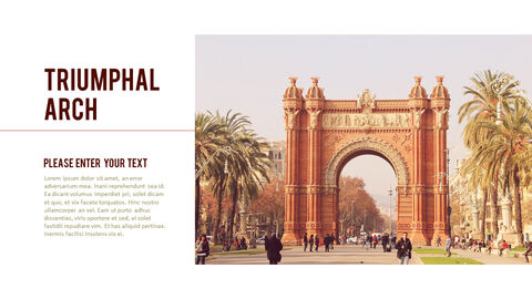 Spain Travel premium PowerPoint Templates_02