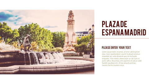 Spain Travel premium PowerPoint Templates_05