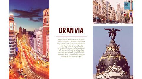 스페인 여행 프리미엄 파워포인트 템플릿_10