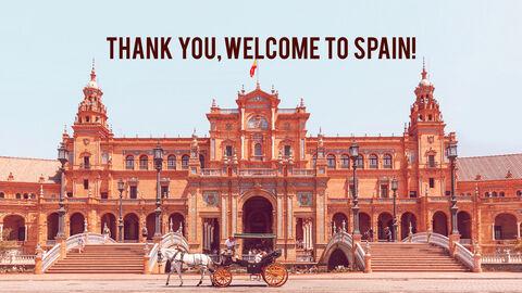 스페인 여행 프리미엄 파워포인트 템플릿_40
