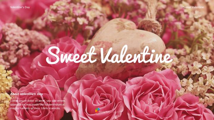 Sweet Valentine PPT Presentation_01