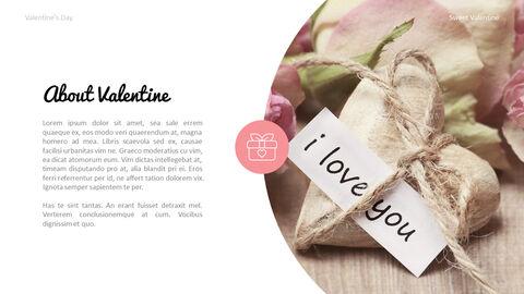 Sweet Valentine PPT Presentation_02