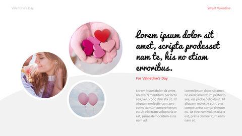 Sweet Valentine PPT Presentation_03