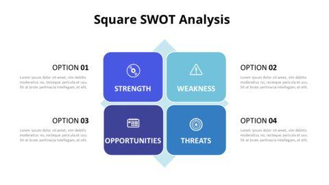 SWOT 그리드 분석 다이어그램_05