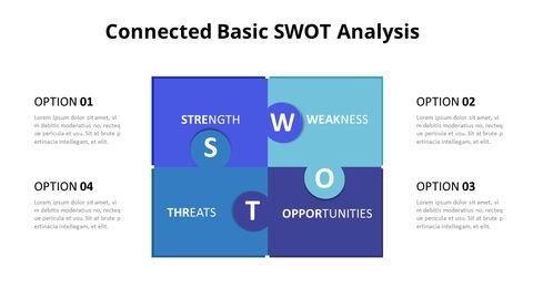 SWOT 그리드 분석 다이어그램_06