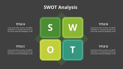SWOT 그리드 분석 다이어그램_10