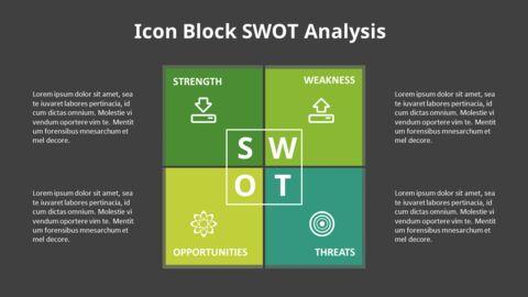SWOT 그리드 분석 다이어그램_11