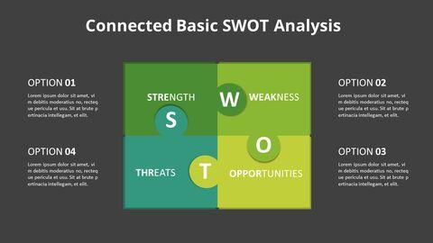 SWOT 그리드 분석 다이어그램_13