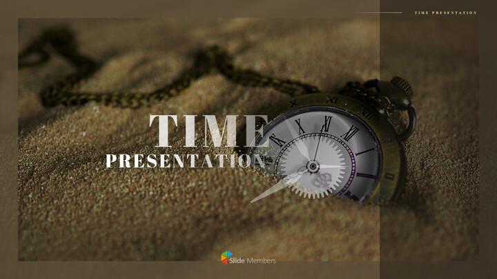 Time PowerPoint Templates Multipurpose Design_01