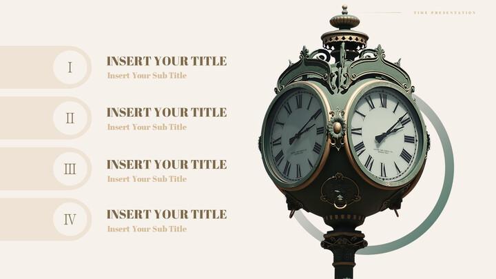Time PowerPoint Templates Multipurpose Design_02
