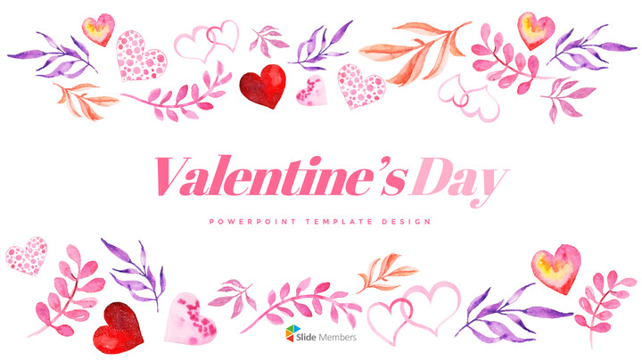 Valentine\'s Day PowerPoint Presentations_01
