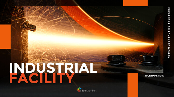 Industrial Facility Best PPT Templates_01