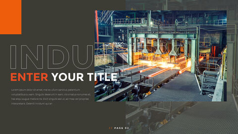 Industrial Facility Best PPT Templates_02