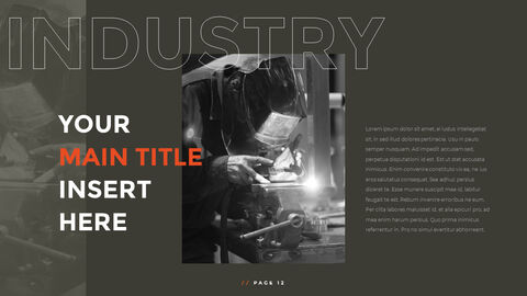 Industrial Facility Best PPT Templates_05