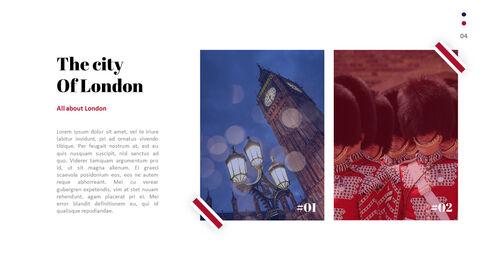 재미있는 여행, 런던 비즈니스 PPT_04