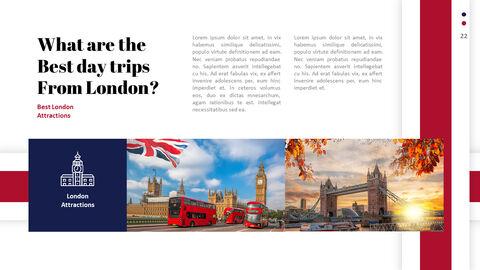 재미있는 여행, 런던 비즈니스 PPT_22