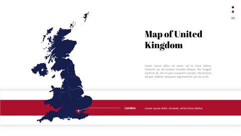 재미있는 여행, 런던 비즈니스 PPT_30
