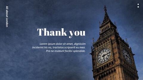 재미있는 여행, 런던 비즈니스 PPT_40