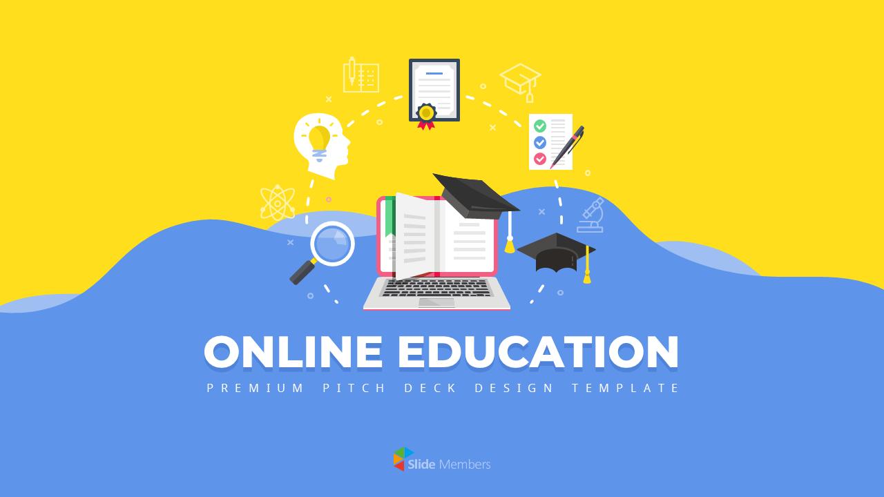 Online Education Service Best Powerpoint Presentations