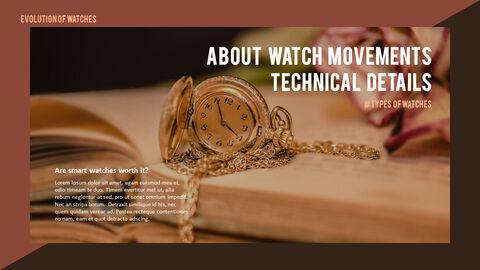 과거부터 현재까지 : 시계 정보 프레젠테이션_17
