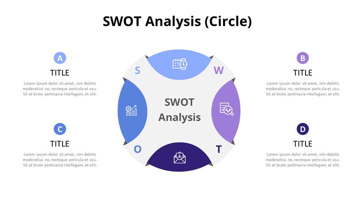 Purple SWOT Analysis Diagram_02
