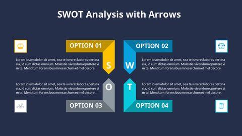 SWOT 분석 다이어그램_08