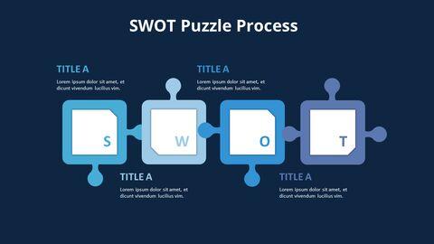 SWOT 분석 프로세스 다이어그램_14