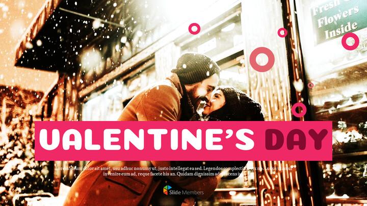 발렌타인 데이 사랑 PPT 파워포인트_01