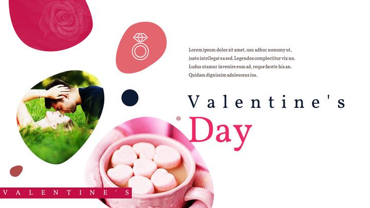 발렌타인 데이 사랑 PPT 파워포인트_02