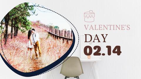 발렌타인 데이 사랑 PPT 파워포인트_11