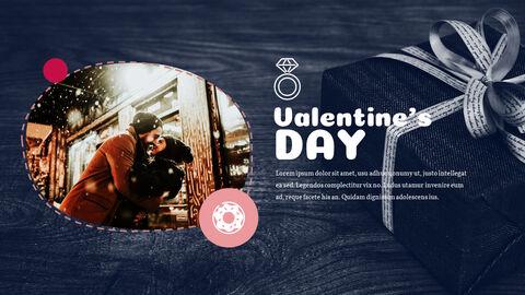 발렌타인 데이 사랑 PPT 파워포인트_13
